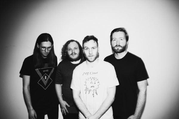 Stone Cold Fox streams 'Tunnel Vision' on Soundcloud