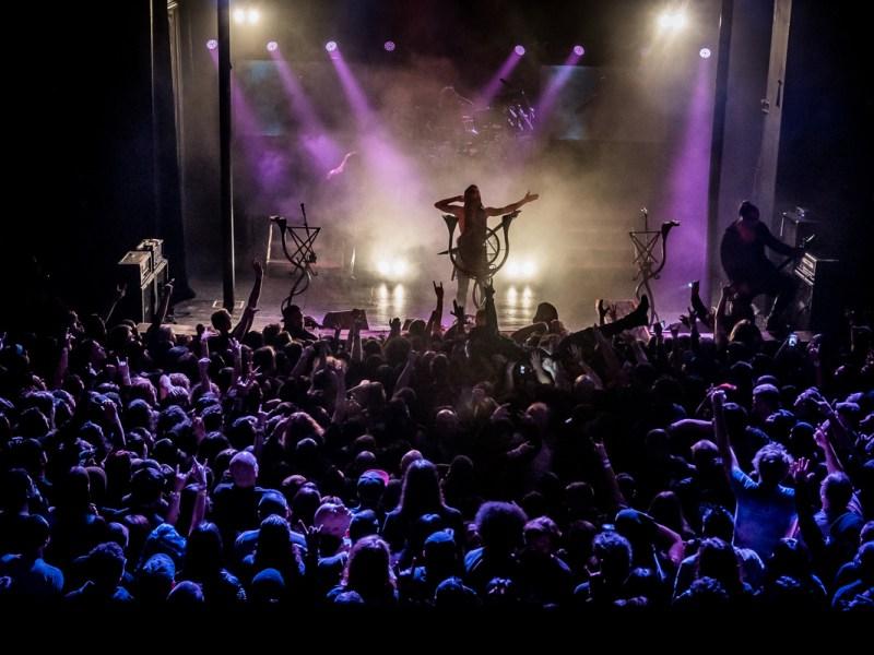 Behemoth – Myrkur // Santa Ana, CA 5.7.2016