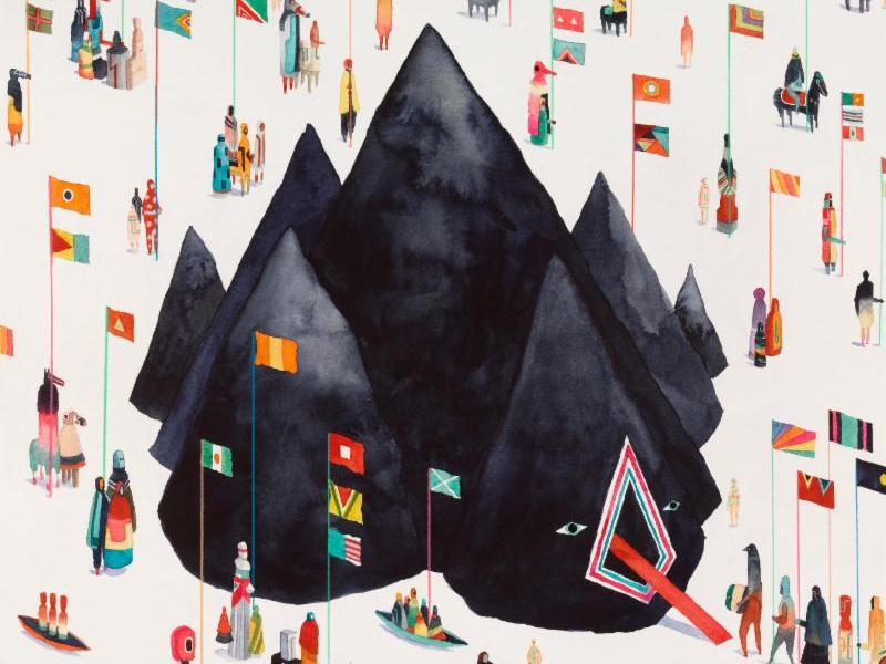 "Young The Giant release new single ""Something To Believe In"""