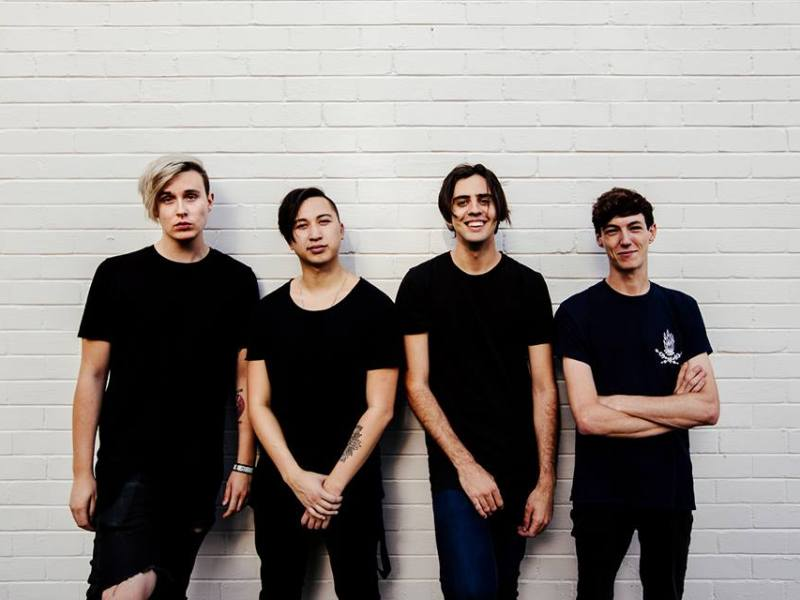 "With Confidence release ""Long Night"" music video"