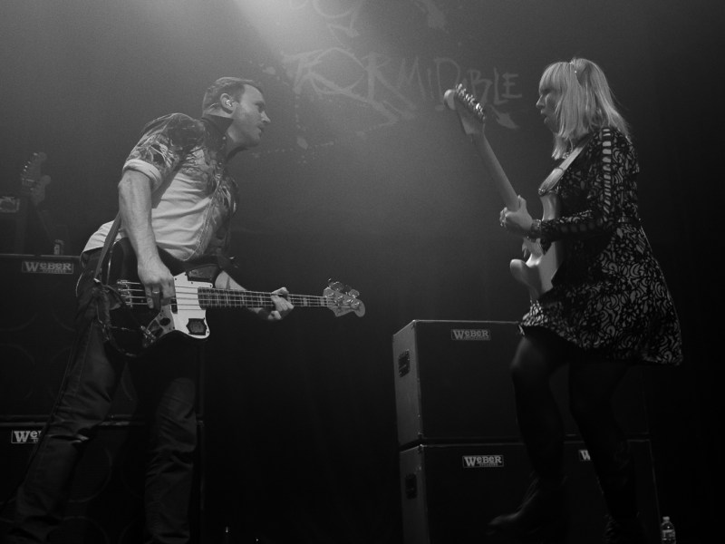 The Joy Formidable – Drowners // Louisville, KY 6.8.2016