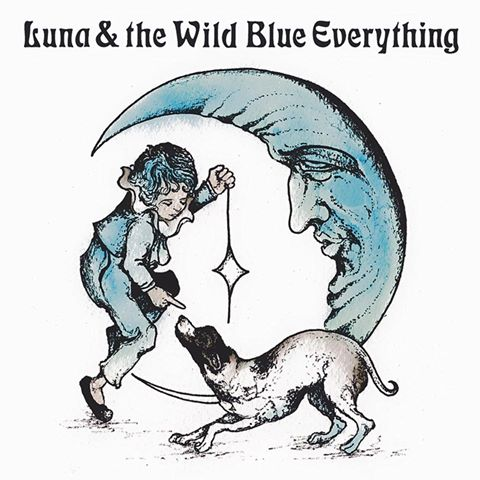 Mat Kerekes to release debut full length solo album, 'Luna & The Wild Blue Everything'