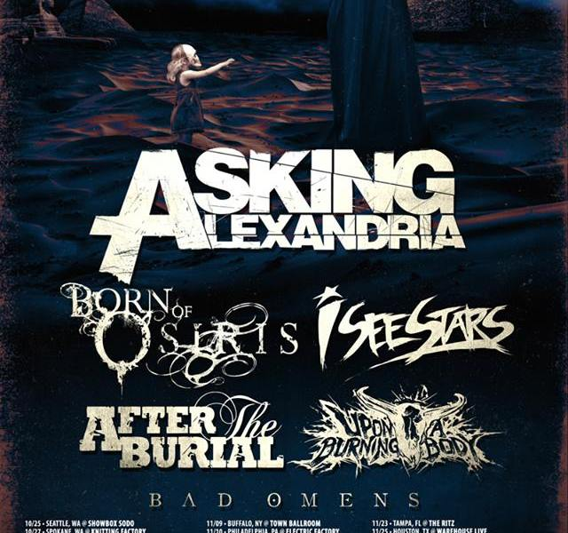 Asking Alexandria, I See Star to headline Sumerian Records 10-year anniversary tour