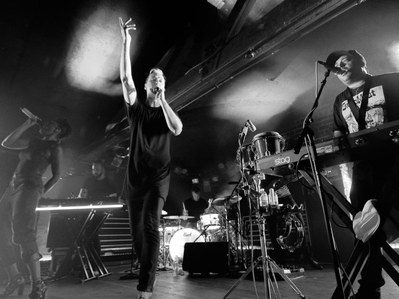 Fitz and The Tantrums – Finish Ticket // Bloomington, IN 6.28.2016