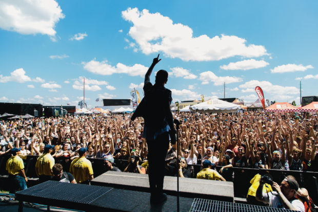Warped2015 Memphis May Fire