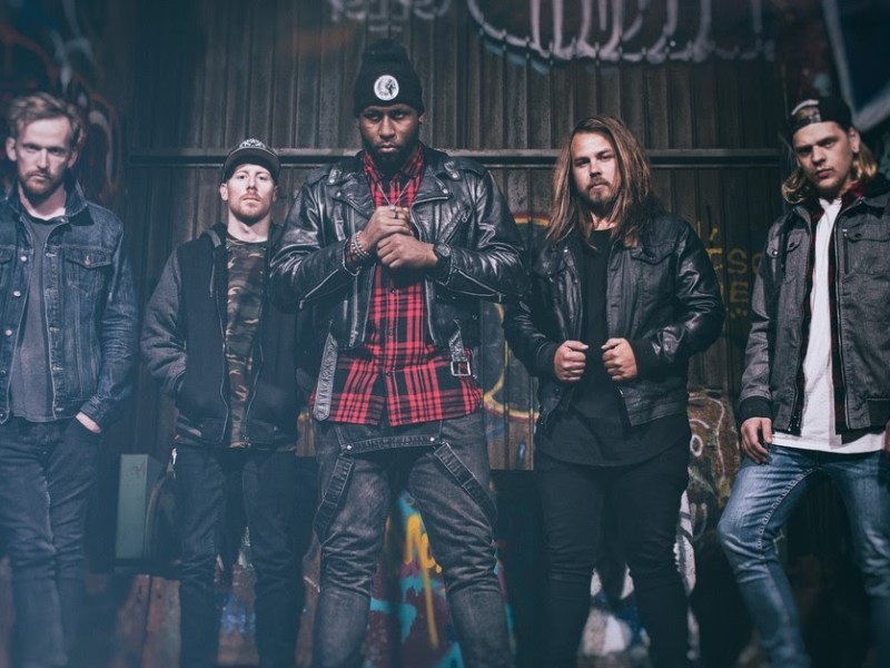 Fire From The Gods sign to Rise Records, release music video