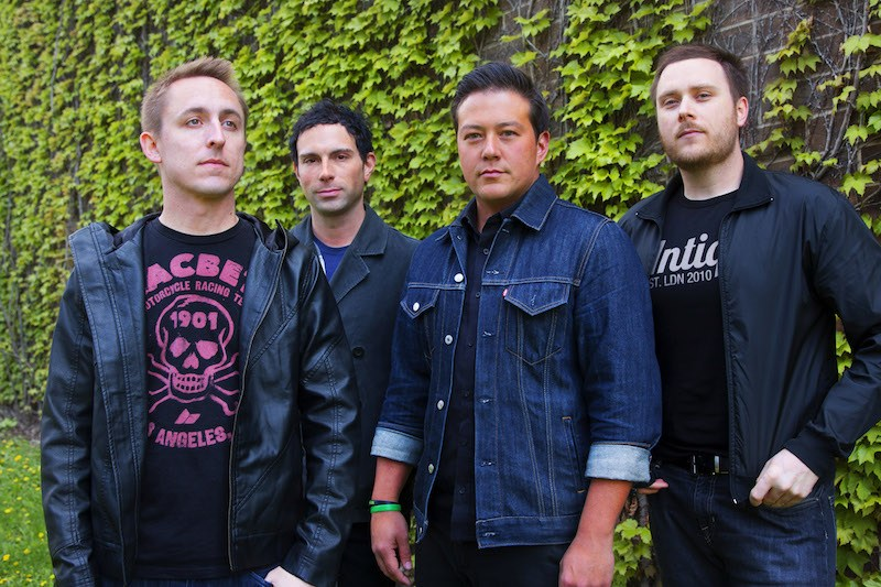 "Yellowcard release ""The Hurt Is Gone"" music video"