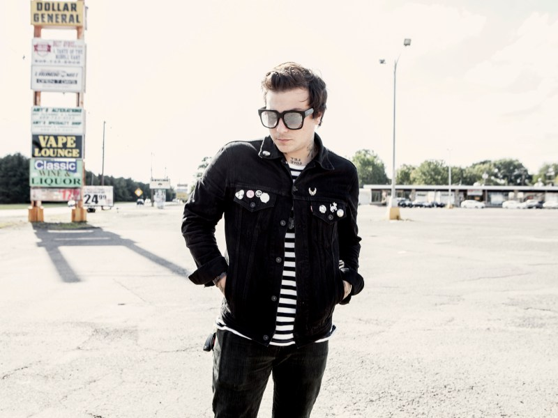 Frank Iero and the Patience announce new album, 'Parachutes'