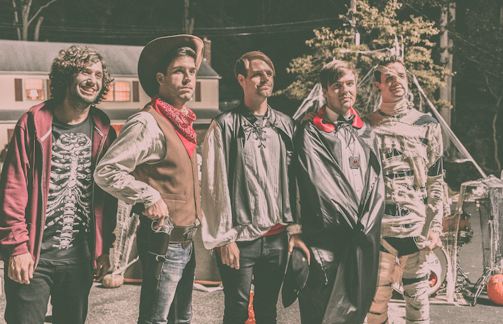 """Real Friends release Halloween-themed music video for """"Mess"""""""