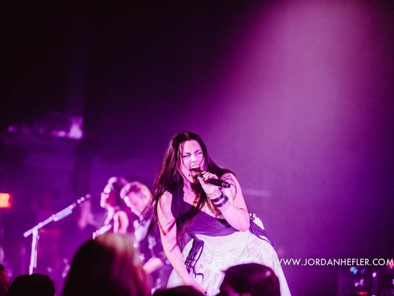 Viridia – Evanescence // New Orleans, LA 11.6.16