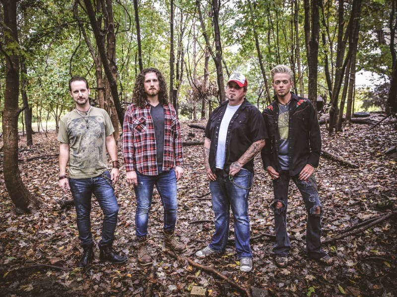 Interview with Black Stone Cherry
