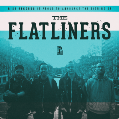 The Flatliners sign to Rise Records, announce UK/EU tour