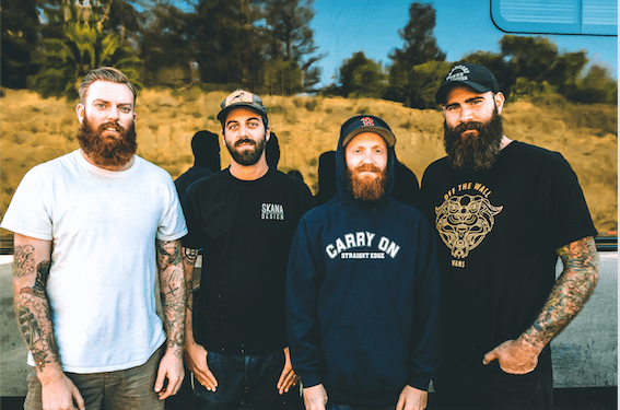 "Four Year Strong release ""Men Are From Mars"" music video"