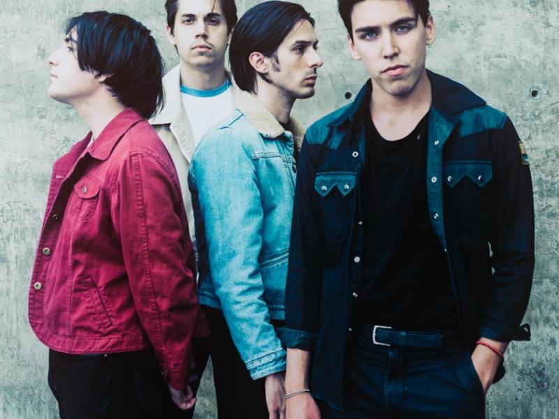 Bad Suns, From Indian Lakes announce North American tour