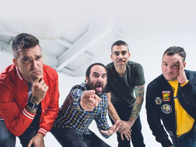 """New Found Glory release """"Party On Apocalypse"""" music video"""
