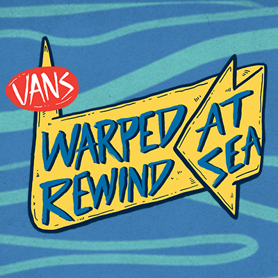 Warped Rewind announces Warped at Sea