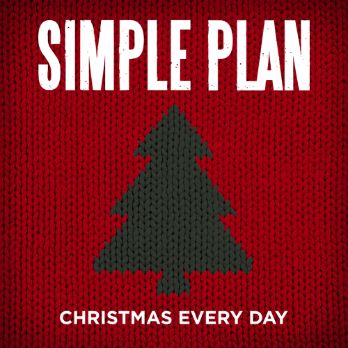 "Simple Plan release new Christmas song, ""Christmas Every Day"""