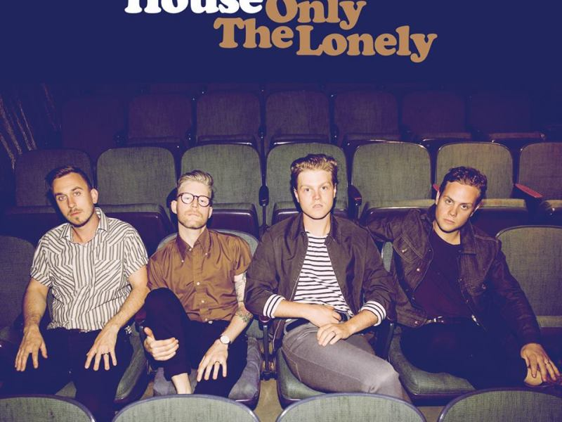 Album Review: Colony House 'Only The Lonely'