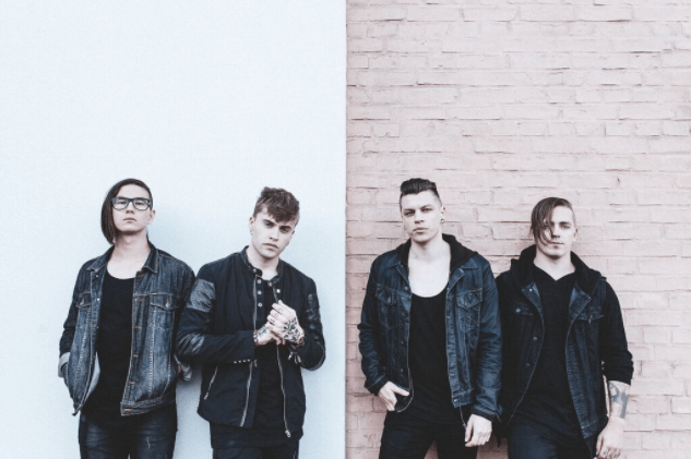 Imminence announce new album, 'This Is Goodbye'