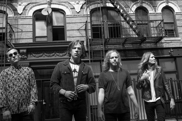 """Cage The Elephant release """"Cold Cold Cold"""" music video"""