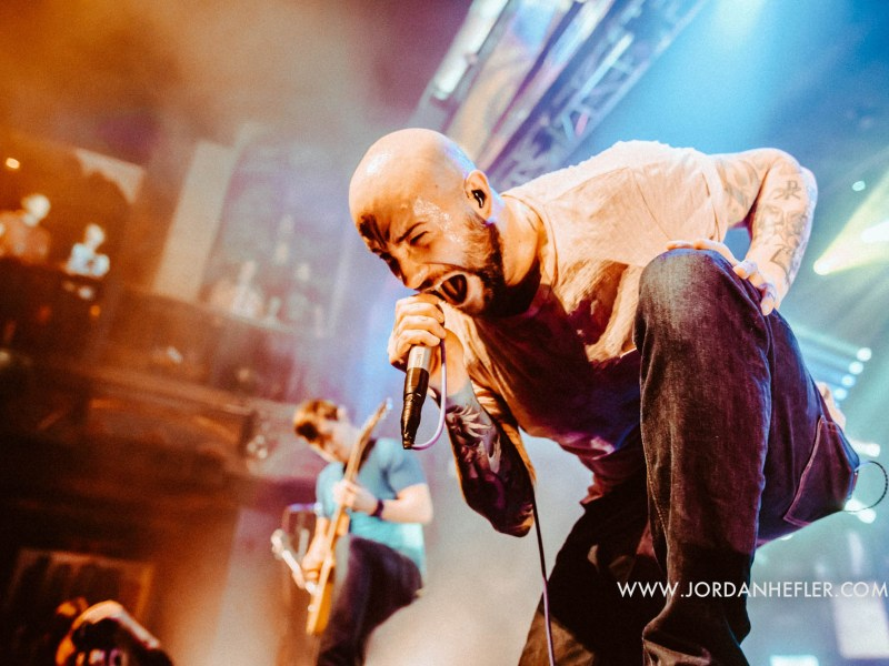 August Burns Red – Protest the Hero – In Hearts Wake – '68 // New Orleans 2.2.17
