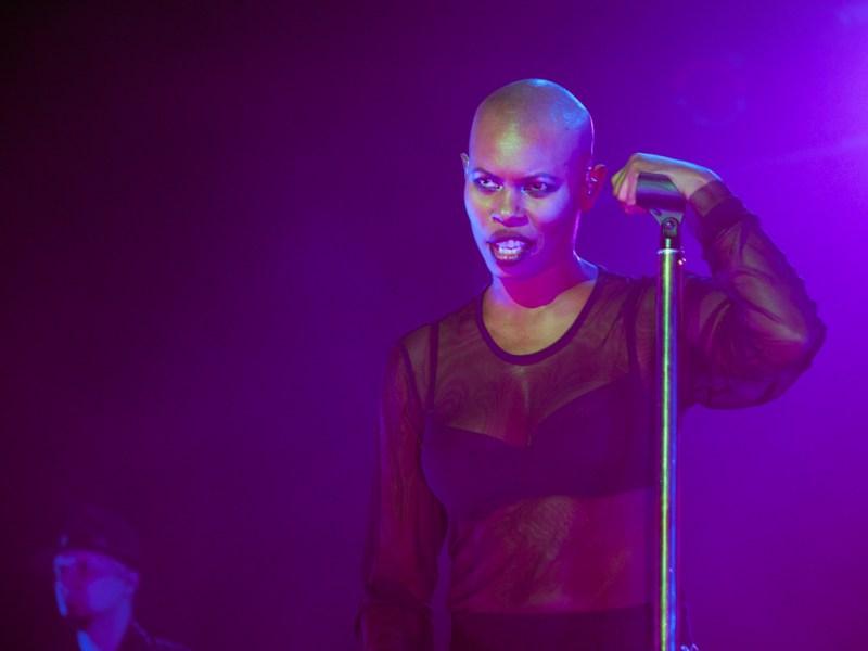 The Pearl Harts – Skunk Anansie // 02.04.17 London, UK