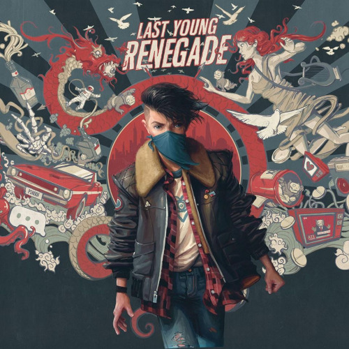 All Time Low announce new album, 'Last Young Renegade'
