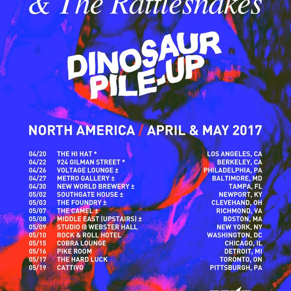 Frank Carter & The Rattlesnakes announce first North American tour