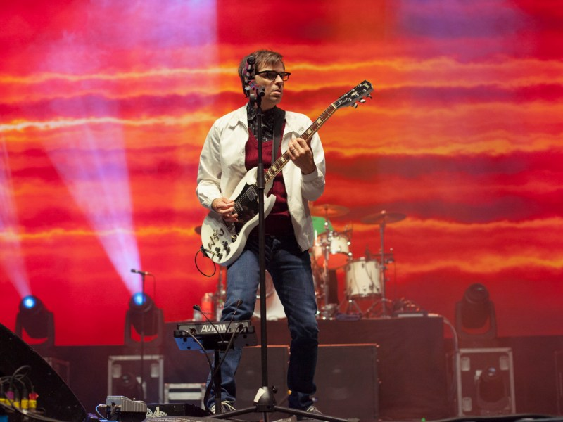Weezer – London, UK – 10.28.17