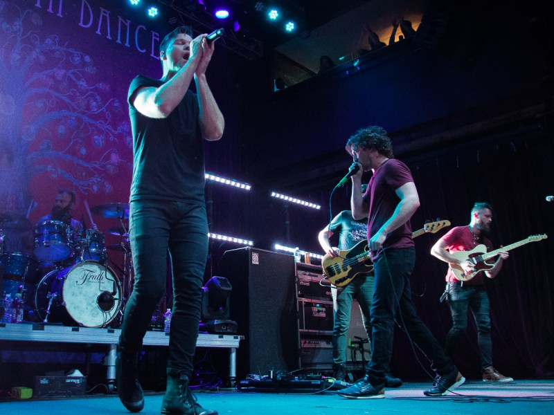 Dance Gavin Dance-I See Stars-Erra-Sianvar // Louisville, KY 6.16.18