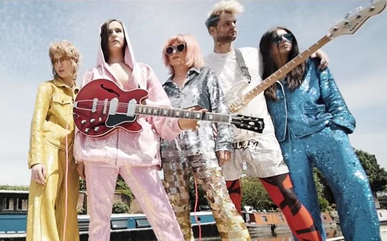 """SOFI TUKKER release music video for """"Good Time Girl"""""""