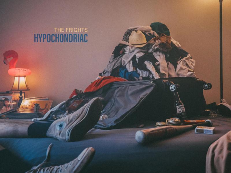 "Album Review: The Frights ""Hypochondriac"""