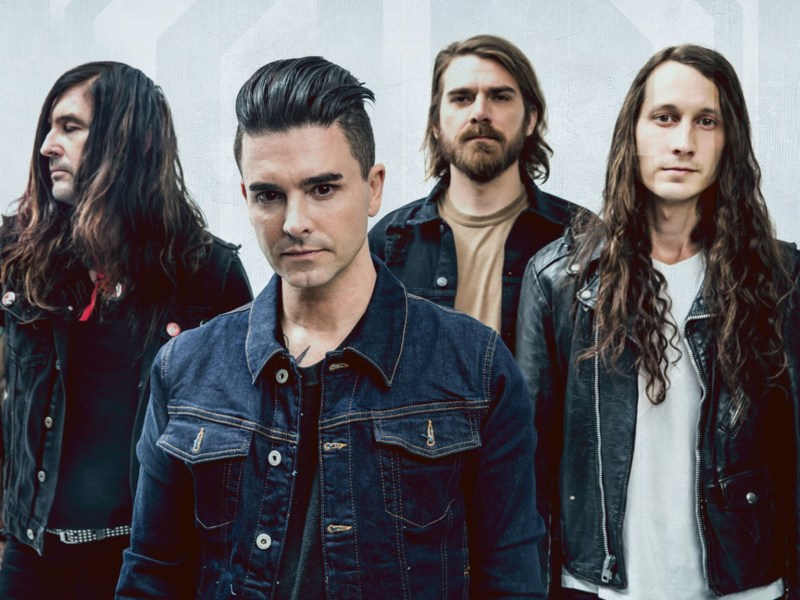 Dashboard Confessional release new song, kick off tour