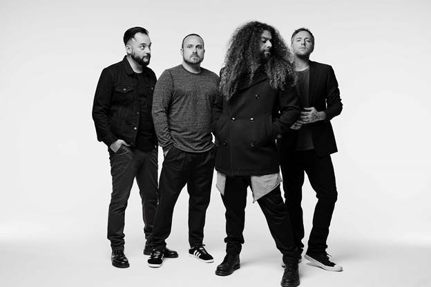 "Coheed and Cambria share new song ""The Gutter"""
