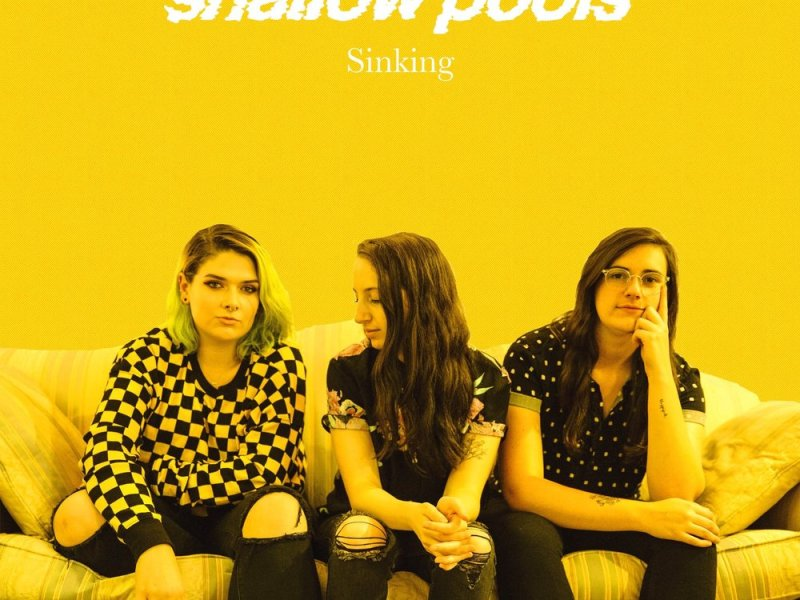"Shallow Pools Shines A Light on Mental Health With Single ""Sinking"""