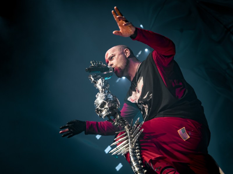 Five Finger Death Punch – Breaking Benjamin – Nothing More – Bad Wolves // Detroit, MI 9.1.18