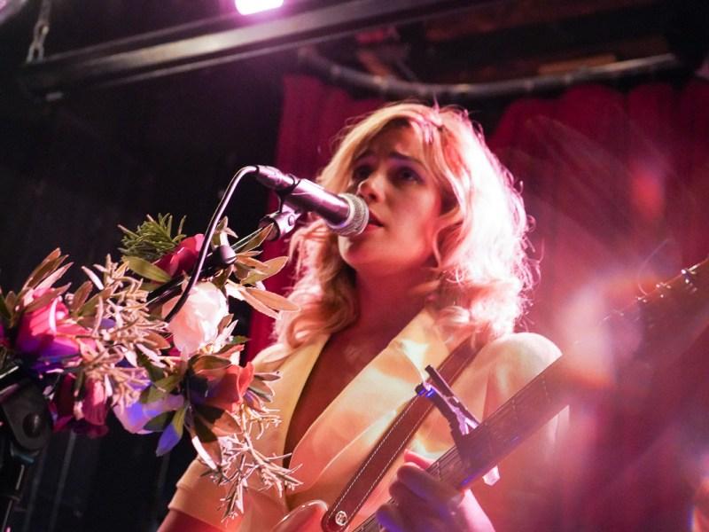Lola Kirke – Domino Kirke – Cassandra Jenkins // New York, NY 8.23.18