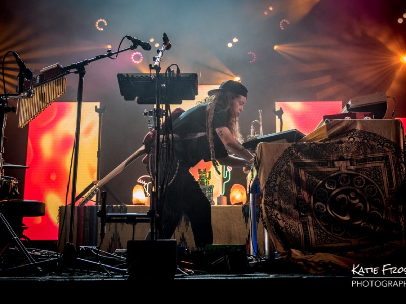 Tash Sultana – Pierce Brothers // London, UK 9.21.18