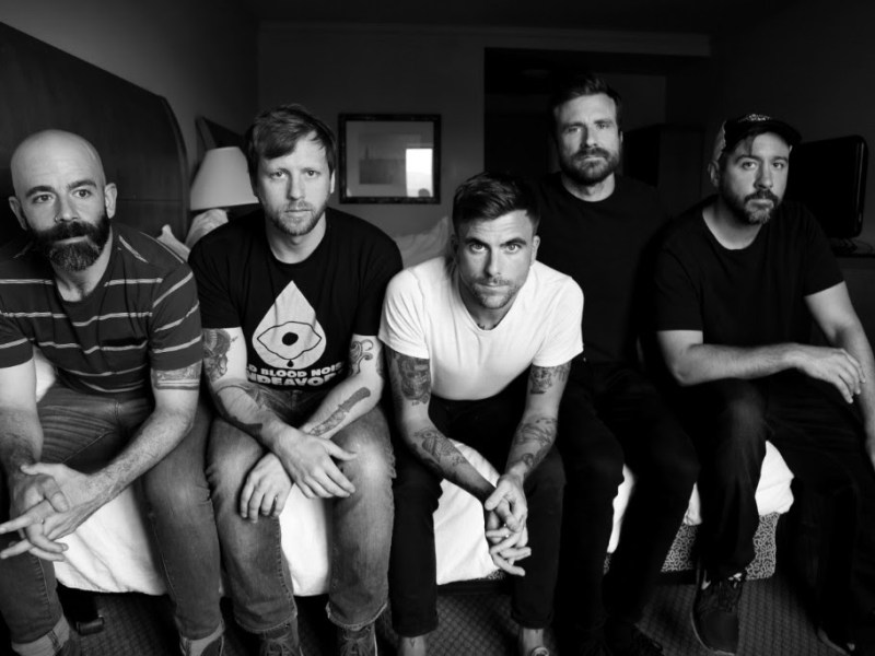 Circa Survive release new single, announce The Amulet (Deluxe) LP