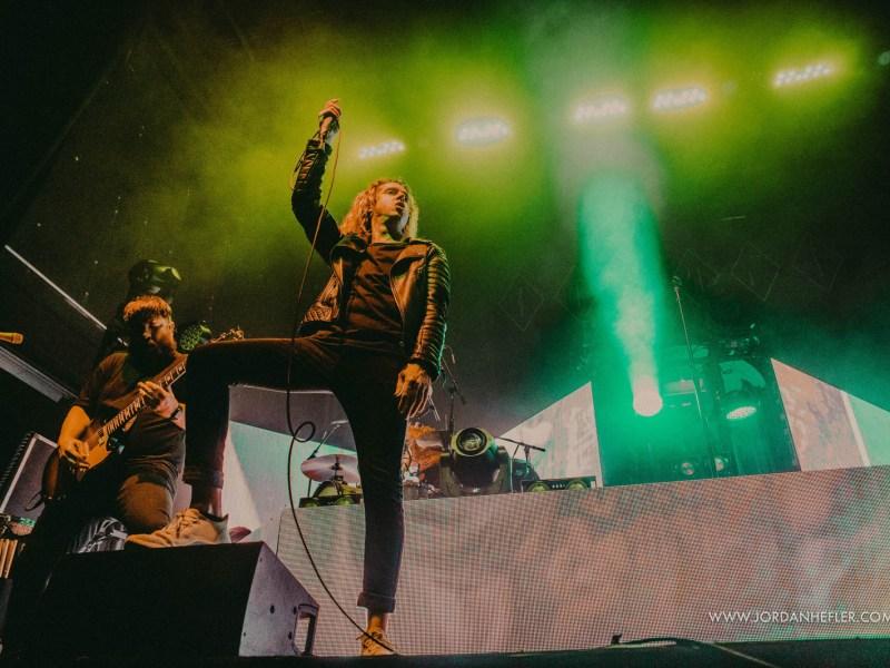 Underoath – Erase Me Tour // New Orleans, LA 11.5.18