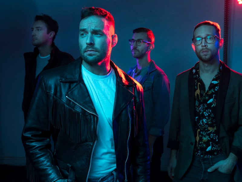 "Emarosa release their latest single ""Don't Cry"" from their upcoming album Peach Club"