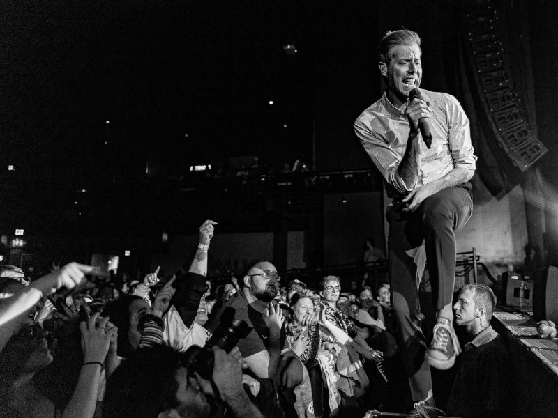 Andrew McMahon In The Wilderness ~ Flor ~ Grizfolk – Pittsburgh, PA // 02.24.2019