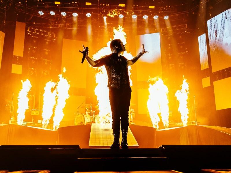 Shinedown & Papa Roach // Youngstown, OH // 03.05.2019