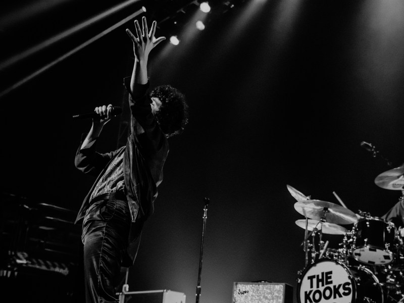 The Kooks – Barns Courtney – Future Feats // Baltimore, MD 3.2.19