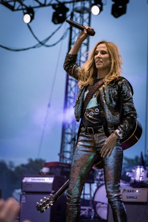 Sheryl Crow Laurel Live 14