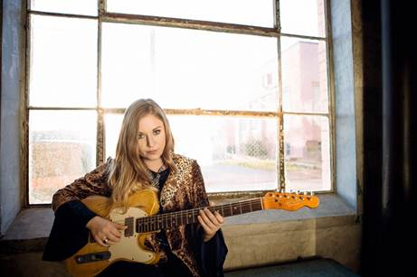 Joanne Shaw Taylor discusses her new album, being discovered by Dave Stewart and what's next