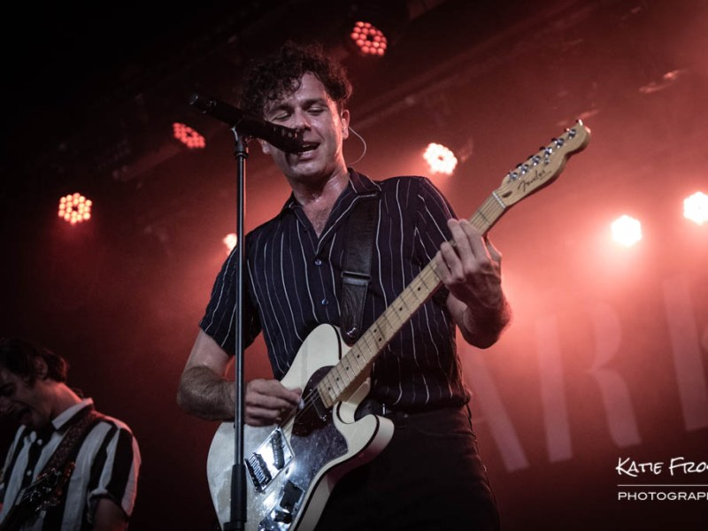 Arkells – Guise // ULU, London, UK // 07.25.1