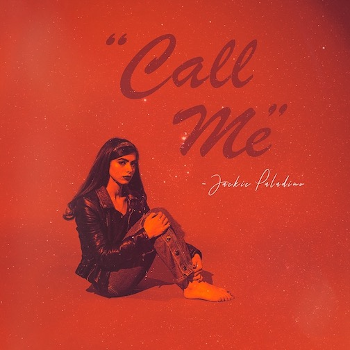"Jackie Paladino premieres her cover of Blondie's ""Call Me"""