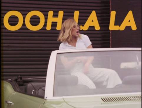 "Josie Dunne releases her new single ""Ooh La La"""