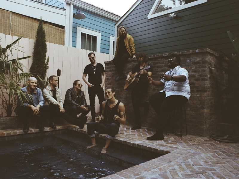 "The Revivalists release ""Oh No (Made In Muscle Shoals)"""
